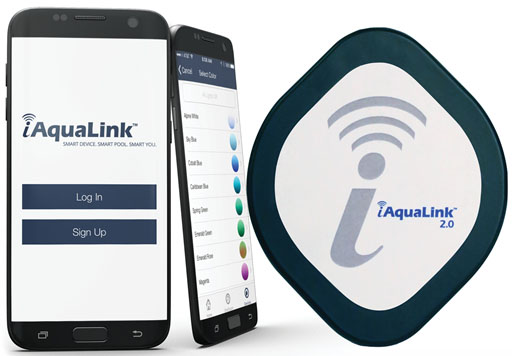 iaqualink pool controller