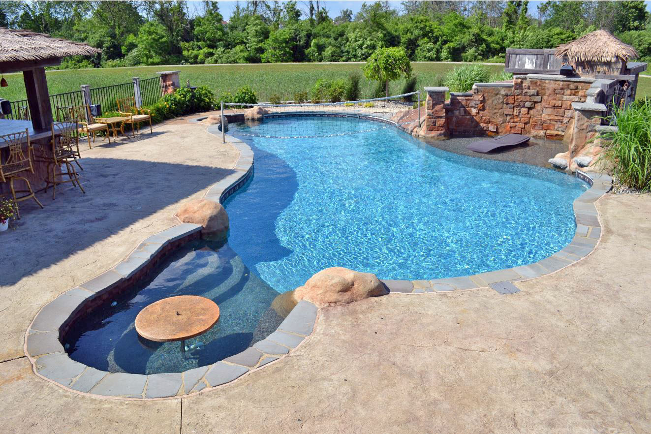 swimming pool renovation services