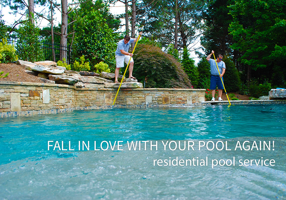 residential pool service